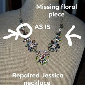 AS IS Jessica necklace